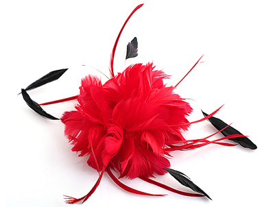 AY0381 FH2 Feather Fascinator Collection TM